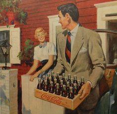 A Gentleman Never Arrives Empty-Handed