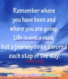 Biblical Quotes About Life's Journey | Christian Quotes About Life Journey