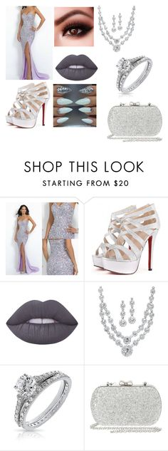 """""""Untitled #28"""" by smartgirlrae on Polyvore featuring Lime Crime, Bling Jewelry and claire's"""