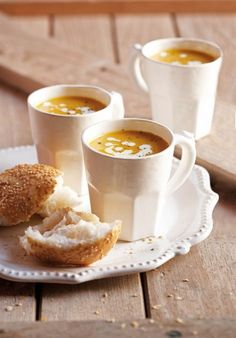 Easy Food Recipes and Cooking - Butternut Soup 4 portions South African Dishes, South African Recipes, Africa Recipes, Coffee Recipes, Soup Recipes, Cooking Recipes, Savoury Recipes, Kos, Kitchens