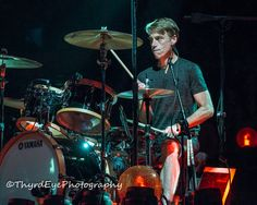 Matt Cameron   Pearl Jam   St. Louis  Scottrade Center 10/3/14
