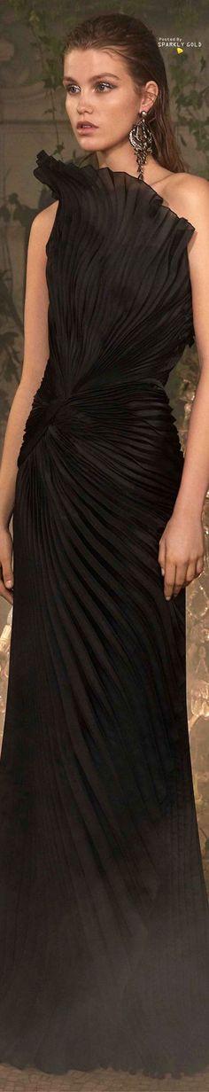 Albertta Ferretti Spring 2018 Couture