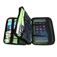 Eco-Friendly Electronics, Cables, Accessories Organizer