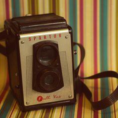 Spartus Full View Camera
