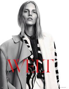 Suvi Koponen by  Claudia Knoepfel & Stefan Indlekofer for Vogue Germany February 2014 6