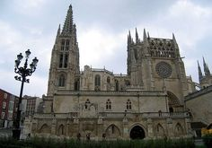 Burgos Cathedral, Burgos (Spain)
