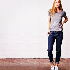 b37dc330b6c96 The Girlfriend Jean. Would like to try a pair