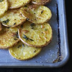 Herb Roasted Potatoes « Mama's Gotta Bake