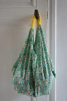 Tuto sac origami de