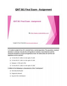 Get the best help available online to the QNT 561 Final Exam Answers UOP Course Tutorials and score the highest grades in class. Exam Answer, Final Exams, Good Grades, Assessment, Finals, How To Get, Learning, Tutorials, Study