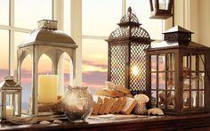 Iluminación: Cómo decorar con farolillos | DECOFILIA.com