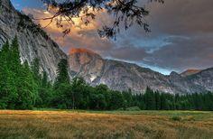 Half Dome-Yosemite