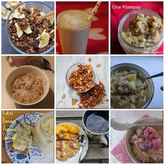 8x glutenvrij ontbijt | De Bakparade