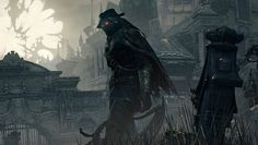 Bloodborne the old hunters
