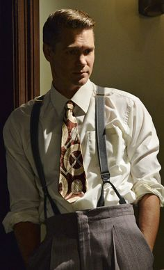 """SSR Agent Jack Thompson played by Chad Michael Murray. Introduced in season one of ABC's """"Agent Carter."""""""