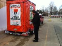 U-Haul: U-Box Moving and Storage pods in Rochester, NH at U-Haul Moving & Storage of Rochester