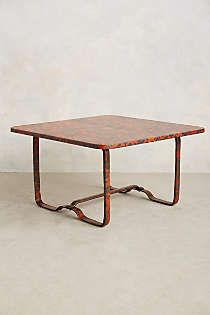 Anthropologie - Tannery Coffee Table