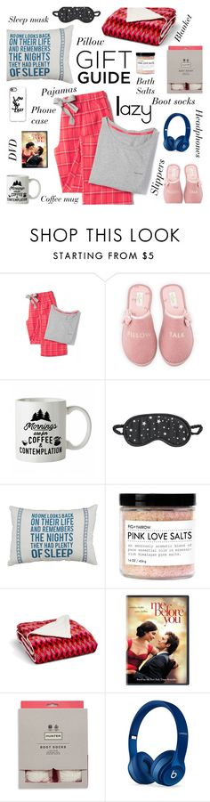 """""""Gift Guide: Lazy woman"""" by giulls1 ❤ liked on Polyvore featuring Calvin Klein Underwear, Kate Spade, Fig+Yarrow, Vera Bradley, Coleman, Beats by Dr. Dre, Casetify, giftguide, Christmas and gift"""