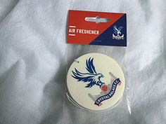 Offizielle CRYSTAL PALACE FC Wappenform Lufterfrischer Football Fans, Air Freshener, Form, Invitations, Crystals, Gifts, Inspiration, Ideas, Crests