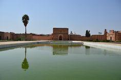 Palais el Baida in Marrakech