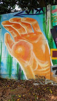 Sao Paulo, Brasil. A haven for Street Art!