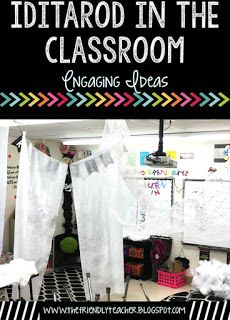 Teach the Iditarod in the classroom with these highly engaging classroom transformation, book ideas, and research ideas! Fun Test, Test Prep, Magic Treehouse, Spelling Activities, Reading Centers, Second Grade, Fourth Grade, Classroom Themes, The Unit