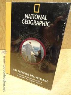 LOS SECRETOS DEL VATICANO. ED / NATIONAL GEOGRAPHIC. DVD PRECINTADO