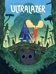 Buy Ultralazer Horb et Bouko by Maxence Henry, Pauline Giraud, Yvan Duque and Read this Book on Kobo's Free Apps. Discover Kobo's Vast Collection of Ebooks and Audiobooks Today - Over 4 Million Titles! Cyril Pedrosa, Miyazaki, Illustrations And Posters, Children's Book Illustration, Book Cover Design, Cover Art, Art Reference, Childrens Books, Character Design
