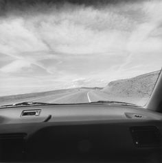 Lee Friedlander, Washington State, 1997 (America by Car)