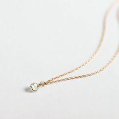 レジェ ダイヤモンド ネックレス S/L / メデルジュエリー