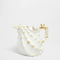 Conch-Shaped Jug - Glassware - Tableware - Home Collection | Zara Home United States of America