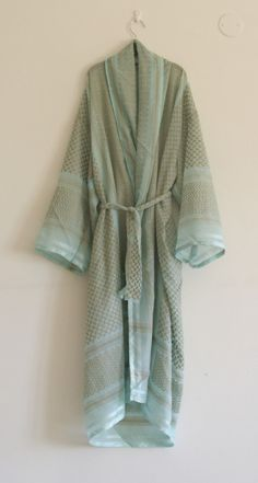 Keffiyeh nightwear made in Bethlehem