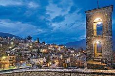 Aristi aldea en Zagori...!!!