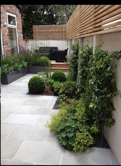 Small courtyard garden design Inspiraions 35 The picture is part of an inspiring small . - Small courtyard garden design Inspiraions 35 The picture is part of an inspiring dress …, Garden Planning, Courtyard Gardens Design, Small Backyard, Front Yard Landscaping, Small Garden Design, Small Space Gardening