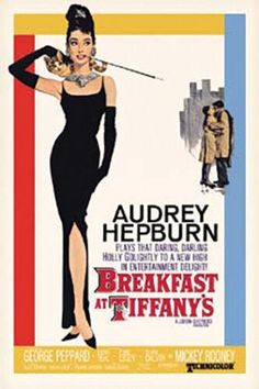 Breakfast at Tiffany's - One Sheet - Movie Poster