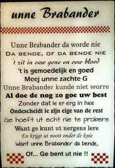 Brabant rules!! Love Me Quotes, Personal Branding, Funny Quotes, Humor Quotes, Hilarious, Inspirational Quotes, Messages, Feelings, My Love