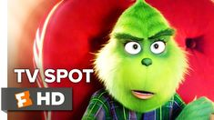 Check out the official The Grinch TV Spot starring Benedict Cumberbatch! Let us know what you think in the comments below. ► Buy Tickets to The Grinch: https. Entertainment Wall, Wedding Entertainment, Le Grinch, Movieclips Trailers, Wedding Movies, Nice To Meet, Buy Tickets, Movie Trailers, Memes