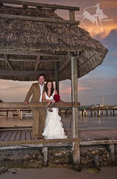 Spring Break Wedding - in Belize!