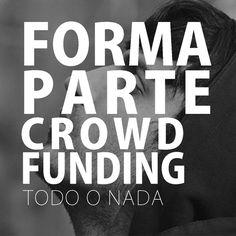 #MUSICA #CANTAUTOR #FOLK #CROWDFUNDEADO Nuevo trabajo de Todo O Nada, 8 años después de su primer LP, el Reflejo. Un trabajo muy especial con 6 nuevas canciones diseñadas, arregladas y producidas por Kike. http://www.verkami.com/projects/8594-nuevo-disco-de-todo-o-nada-el-reflejo Crowdfunding verkami