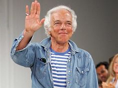 Ralph Lauren rags to riches story