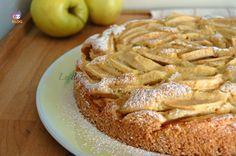 Torta di mele senza lattosio bimby