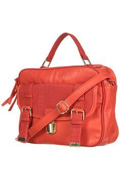 Satchel Bag by Topshop