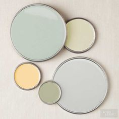 These designer color palettes are a great starting point if you're trying to decide on a new look for your room! Whether you're craving bright pops of color or soft and soothing neutrals, these designers have interesting and innovative palettes that will inspire you. Plus, we have the paint match for each color, making things simple and easy for you!