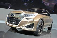 2015 Honda Concept D Price High Resolution Wallpaper