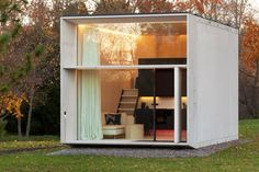 O modelo está sendo projetado pelo coletivo de design Kodasema e poderá ocupar espaços vazios do Reino Unido