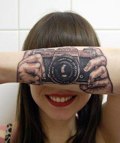 Increíbles tatuajes de fanáticos
