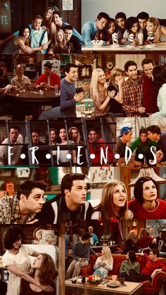 friends isn& a movie but whatevee Friends Funny Moments, Friends Tv Quotes, Friends Scenes, Friends Poster, Friends Episodes, Friends Cast, I Love My Friends, Friend Memes, Friends Tv Show