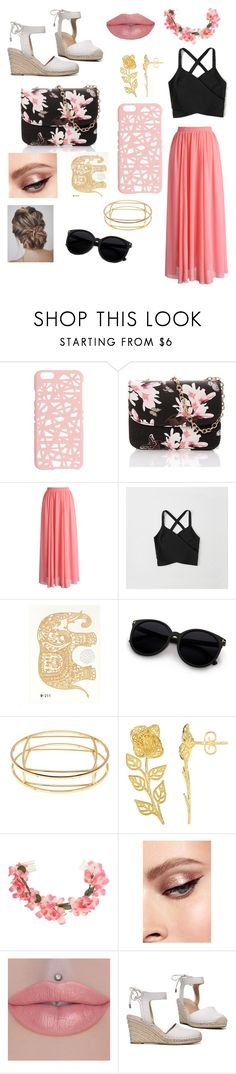 """Coachella POP"" by alwirth ❤ liked on Polyvore featuring Miss Selfridge, Chicwish, Abercrombie & Fitch, Trina Turk and Franco Sarto"