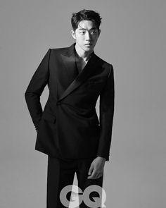 Hot Korean Guys, Cute Korean, Korean Men, Asian Men, Nam Joo Hyuk Wallpaper, Nam Joo Hyuk Cute, Nam Joohyuk, Mens Fashion Blazer, Dior Beauty