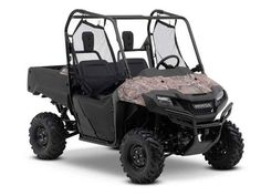 New 2016 Honda Pioneer 700 Honda Phantom Camo ATVs For Sale in Alabama.